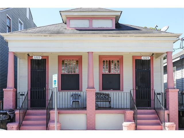 1222 Frenchmen Street, New Orleans, LA 70116 (MLS #2130549) :: Turner Real Estate Group