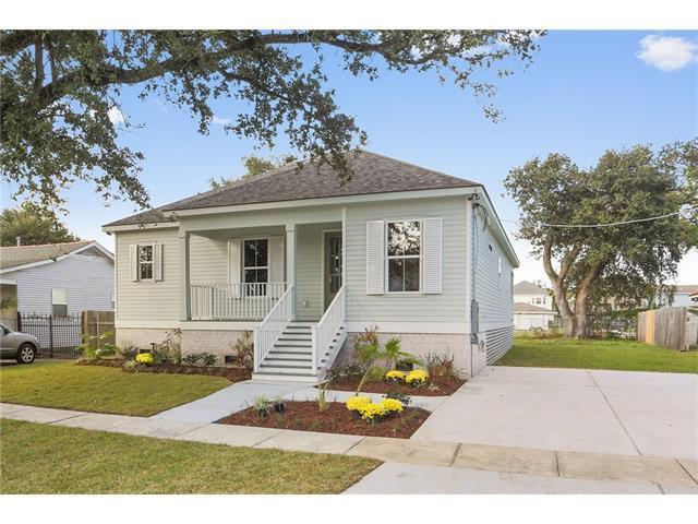 1535 Riviera Avenue, New Orleans, LA 70122 (MLS #2130713) :: Turner Real Estate Group