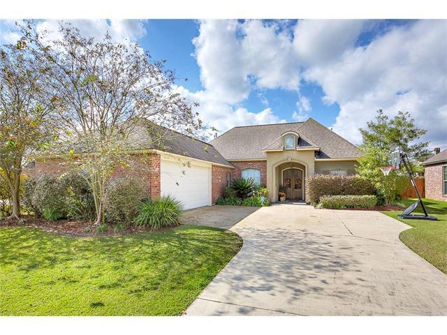 12307 Plantation Creek Drive, Geismar, LA 70734 (MLS #2130817) :: Turner Real Estate Group