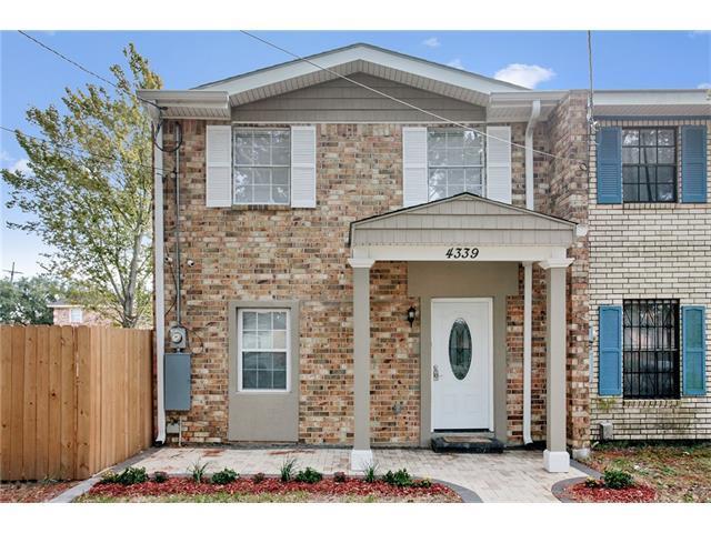 4339 Perlita Street, New Orleans, LA 70122 (MLS #2130906) :: Turner Real Estate Group