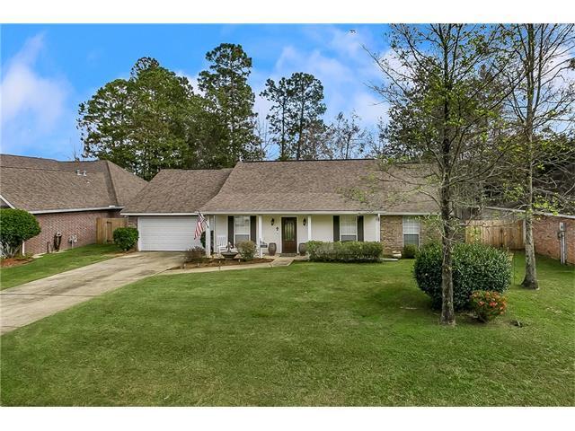111 Woodcrest Drive, Covington, LA 70433 (MLS #2131053) :: Turner Real Estate Group