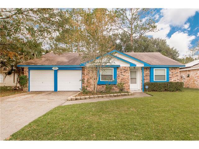 121 Rooks Drive, Slidell, LA 70458 (MLS #2131262) :: Turner Real Estate Group