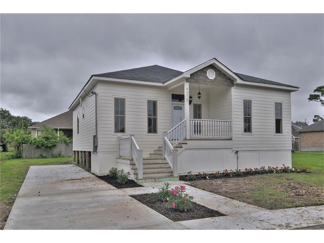 6361 Pauline Drive, New Orleans, LA 70126 (MLS #2131364) :: Crescent City Living LLC