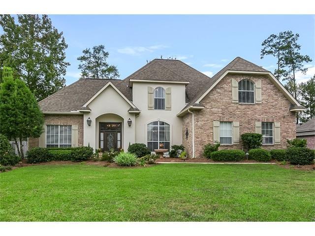 548 Evergreen Drive, Mandeville, LA 70448 (MLS #2131465) :: Turner Real Estate Group