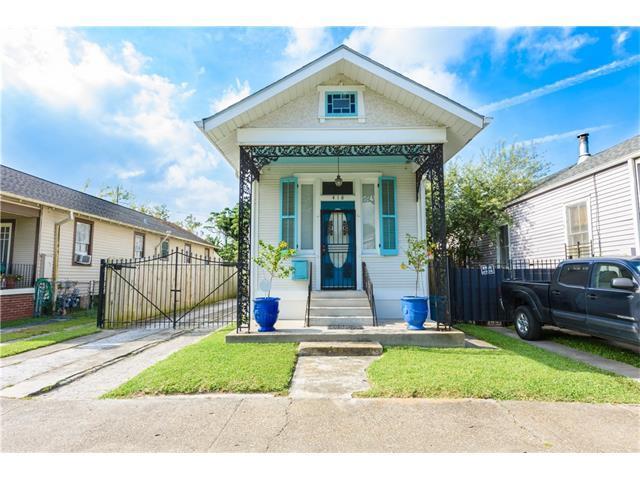 418 Monticello Avenue, Jefferson, LA 70121 (MLS #2131469) :: Crescent City Living LLC