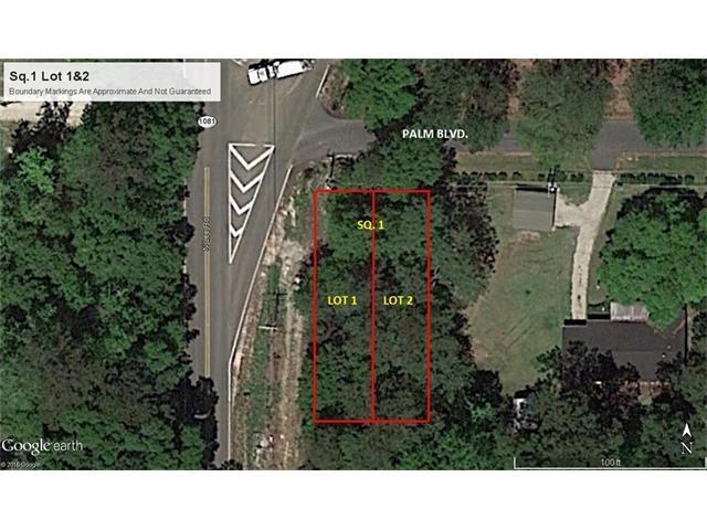 Lot 1&2 Palm Boulevard, Covington, LA 70433 (MLS #2131574) :: Turner Real Estate Group