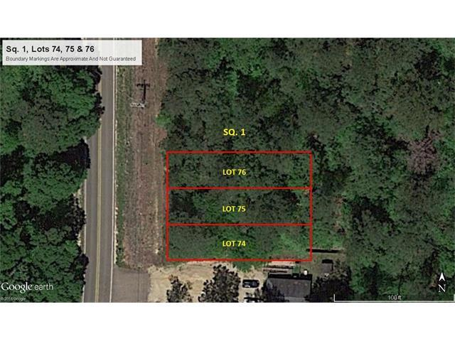 Lot 74, 75 & 76 Lee Road, Covington, LA 70433 (MLS #2131581) :: Turner Real Estate Group