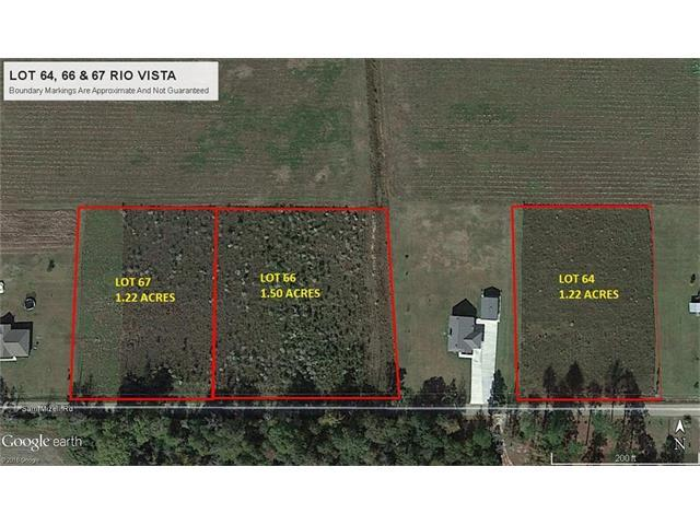 Lot 64 Sam Mizell Road, Bogalusa, LA 70427 (MLS #2131597) :: Turner Real Estate Group