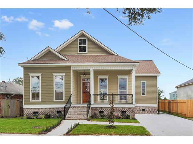 6123 Charlotte Drive, New Orleans, LA 70122 (MLS #2131651) :: Turner Real Estate Group