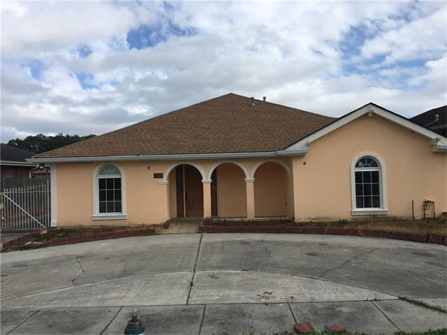 7541 Fieldston Drive, New Orleans, LA 70127 (MLS #2131786) :: Turner Real Estate Group