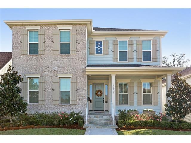 6831 Vicksburg Street, New Orleans, LA 70124 (MLS #2131941) :: Turner Real Estate Group