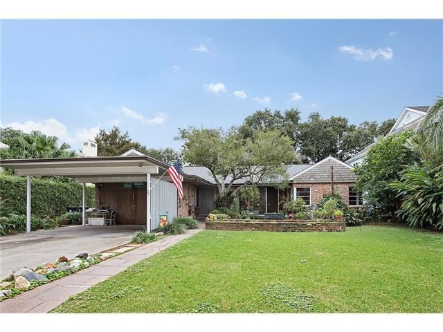 23 Swan Street, New Orleans, LA 70124 (MLS #2132044) :: Turner Real Estate Group