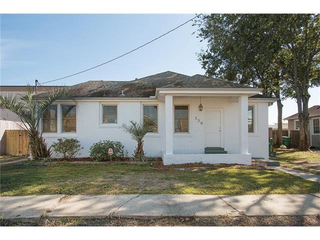 339 Harding Street, Jefferson, LA 70121 (MLS #2132063) :: Crescent City Living LLC