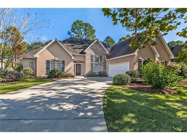 2460 Bluff Court, Mandeville, LA 70448 (MLS #2132108) :: Turner Real Estate Group