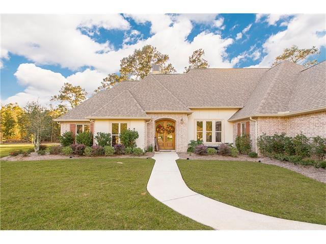 40063 Deer Creek Drive, Ponchatoula, LA 70454 (MLS #2132172) :: Turner Real Estate Group