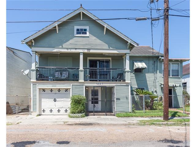 2247 N Villere Street, New Orleans, LA 70117 (MLS #2132195) :: Turner Real Estate Group