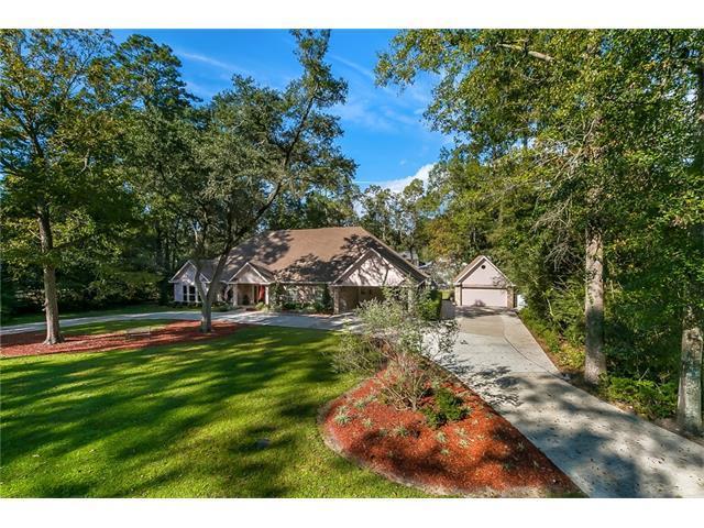 205 Pinecrest Drive, Covington, LA 70433 (MLS #2132219) :: Turner Real Estate Group