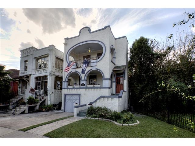 3852 Napoleon Avenue, New Orleans, LA 70125 (MLS #2132258) :: Turner Real Estate Group