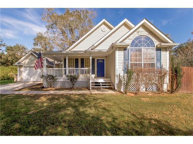 43114 Pecan Ridge Drive, Hammond, LA 70403 (MLS #2132333) :: Turner Real Estate Group