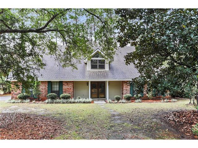 8 Claudia Drive, Covington, LA 70433 (MLS #2132461) :: Turner Real Estate Group