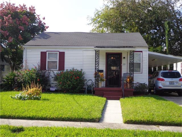 23 Labarre Place, Jefferson, LA 70121 (MLS #2132488) :: Crescent City Living LLC