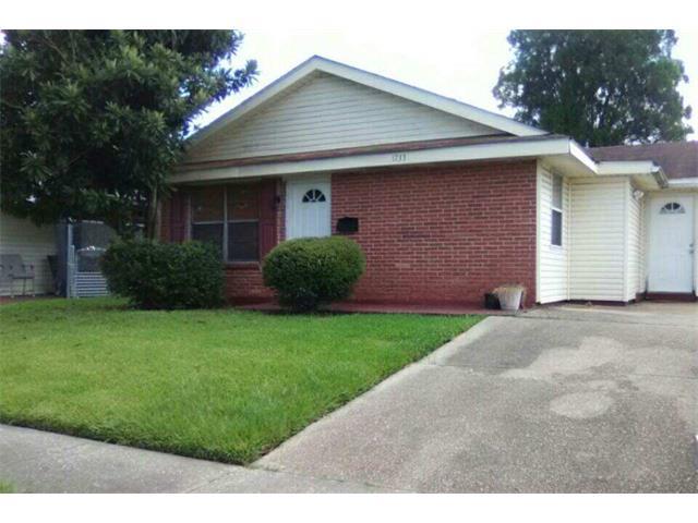 1733 Lincoln Avenue, Marrero, LA 70072 (MLS #2132543) :: Turner Real Estate Group