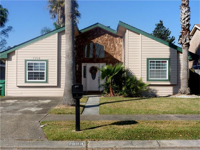 1994 Giaise Street, Marrero, LA 70072 (MLS #2132660) :: Turner Real Estate Group