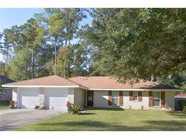 102 Royal Oak Drive, Slidell, LA 70460 (MLS #2132703) :: Turner Real Estate Group