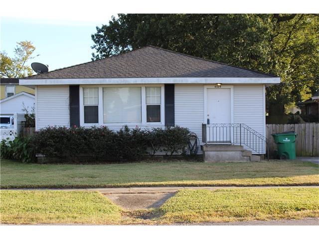 4524 Ligustrum Street, Metairie, LA 70001 (MLS #2132762) :: Turner Real Estate Group