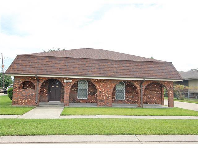 2921 Iowa Avenue, Kenner, LA 70065 (MLS #2132772) :: Turner Real Estate Group