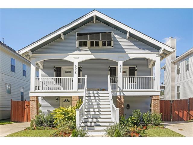 6036 Louisville Street, New Orleans, LA 70124 (MLS #2132792) :: Turner Real Estate Group