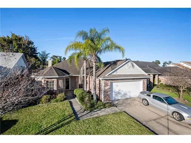 2637 Foliage Drive, Marrero, LA 70072 (MLS #2132835) :: Turner Real Estate Group