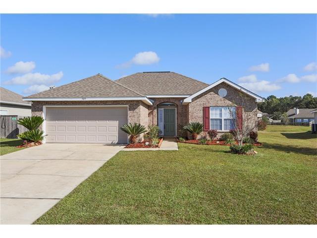 309 Foal Court, Covington, LA 70435 (MLS #2132865) :: Turner Real Estate Group