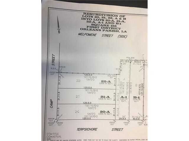 1127 Terpsichore Street, New Orleans, LA 70130 (MLS #2132912) :: Crescent City Living LLC