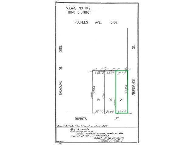 3001 Rabbits Street, New Orleans, LA 70122 (MLS #2132916) :: Turner Real Estate Group