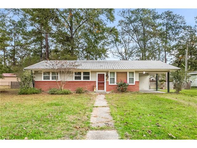 1425 13TH Avenue, Franklinton, LA 70438 (MLS #2132923) :: Turner Real Estate Group