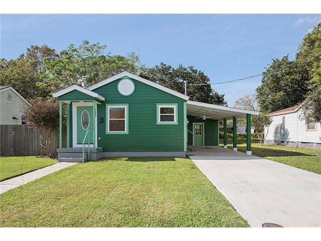 525 Huntlee Drive, New Orleans, LA 70131 (MLS #2132935) :: Turner Real Estate Group