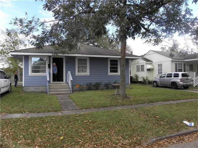 1140 Southlawn Boulevard, New Orleans, LA 70114 (MLS #2132936) :: Turner Real Estate Group