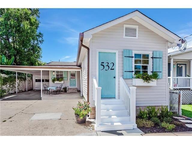 532 Esteban Street, Arabi, LA 70032 (MLS #2133050) :: Amanda Miller Realty