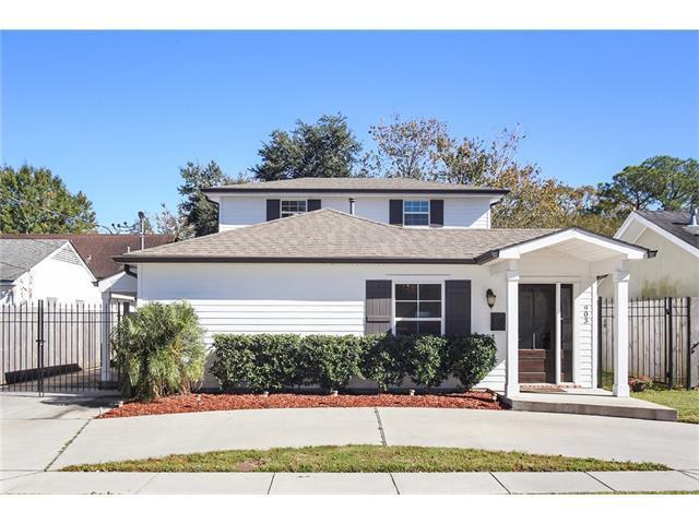 903 Newman Avenue, Jefferson, LA 70121 (MLS #2133112) :: Watermark Realty LLC