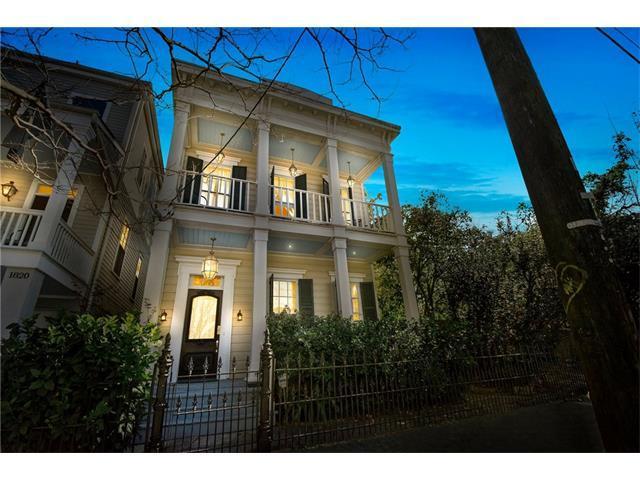 1822 Hastings Place, New Orleans, LA 70130 (MLS #2133171) :: Crescent City Living LLC