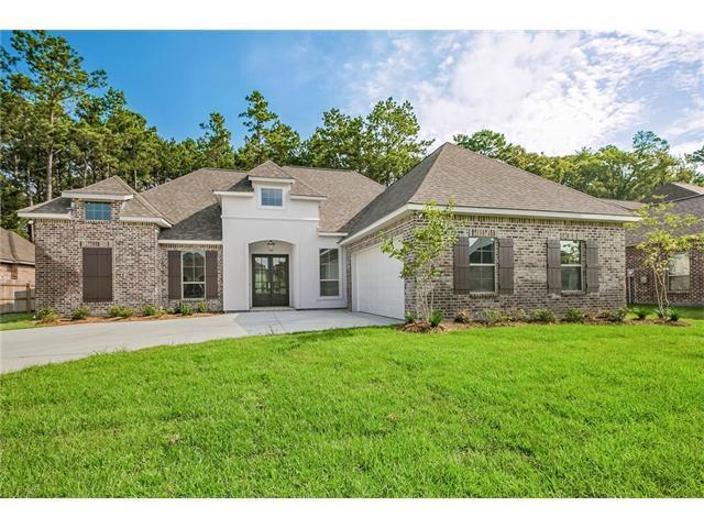 1052 Spring Haven Lane, Madisonville, LA 70447 (MLS #2133262) :: Turner Real Estate Group