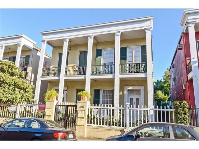 1210 Chartres Street #5, New Orleans, LA 70116 (MLS #2133308) :: Crescent City Living LLC
