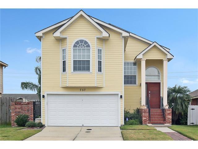 757 Dory Drive, Gretna, LA 70056 (MLS #2133497) :: Turner Real Estate Group
