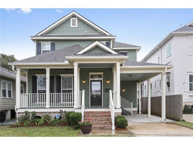 920 Florida Boulevard, New Orleans, LA 70124 (MLS #2133519) :: Crescent City Living LLC