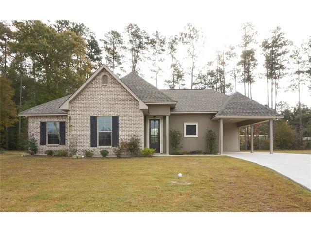 18463 Fox Hollow Loop, Hammond, LA 70401 (MLS #2133552) :: Turner Real Estate Group
