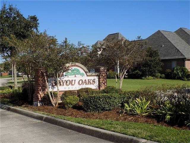 Bayou Oaks Estates None, Marrero, LA 70072 (MLS #2133575) :: Turner Real Estate Group