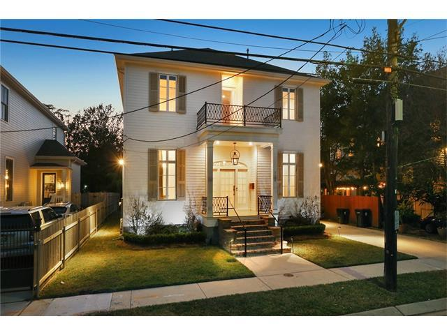 1128 Constantinople Street, New Orleans, LA 70115 (MLS #2133591) :: Crescent City Living LLC