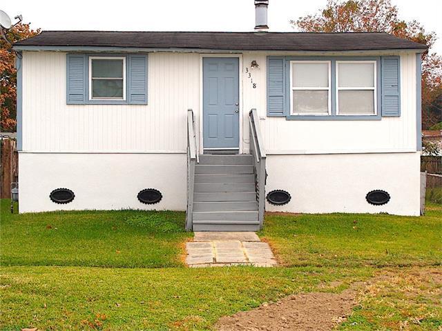 3318 Arkansas Avenue, Kenner, LA 70065 (MLS #2134077) :: Turner Real Estate Group