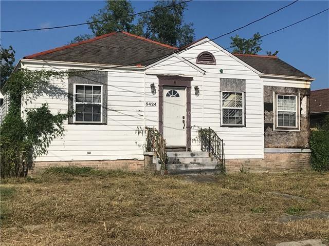 5424 Lafaye Street, New Orleans, LA 70122 (MLS #2134103) :: Parkway Realty
